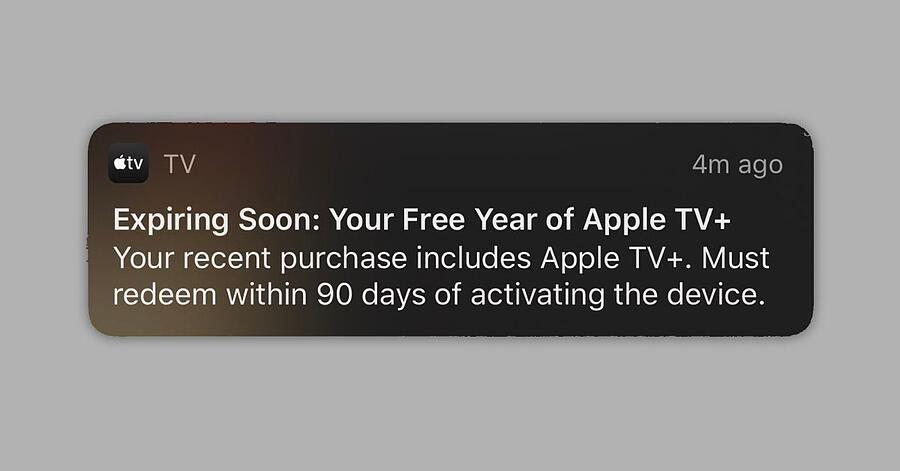 free trial expiration notification