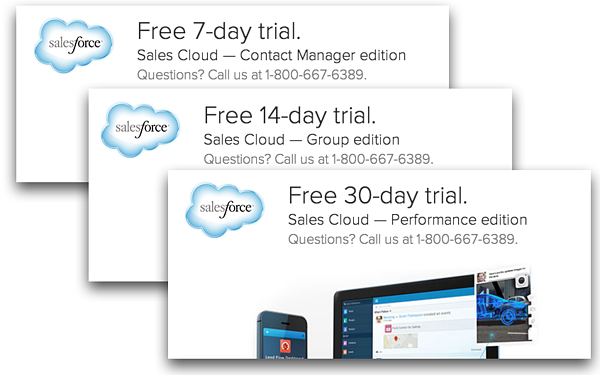 how long your free trial should be?