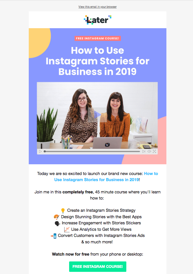 How to Create an Email Campaign that Really Converts
