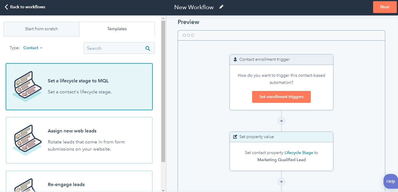 Workflows to Automate your Sales Process